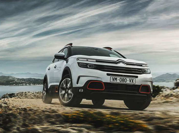 5 things to know about citroen c5 aircross suv