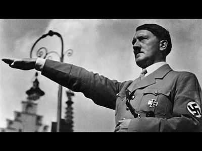 ऐसे आया हिटलर