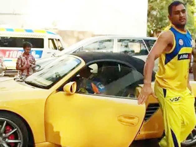 धोनी ही नहीं, ये दिग्गज भारतीय क्रिकेटर भी लग्जरी गाड़ियों के शौकीन