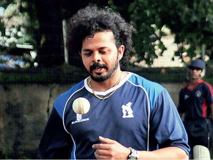 S Sreesanth IPL 2020