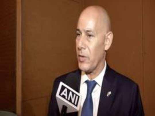 Israel ambassador Ron Malka