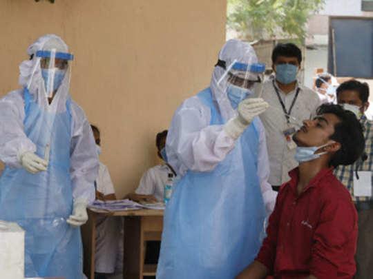 Statewise Coronavirus Cases List In India: कोरोना की तेज हुई रफ्तार,  महाराष्ट्र्र और दिल्ली में सैकड़ों नए मरीज