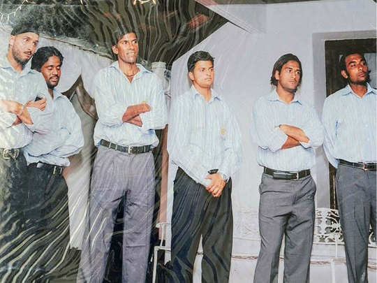 Indian Cricketers-2005