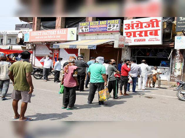 शराब दुकानों पर लागू होगा ई-टोकन सिस्टम: दिल्ली सरकार