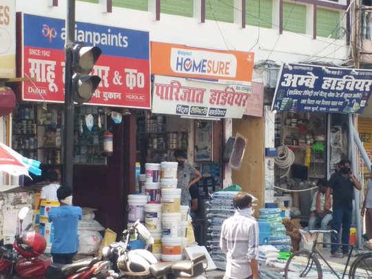 coronavirus lockdown 3: automobile, electrical, electronic shops open bihar