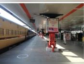 1.70 लाख को पहुंचाया घर, सोशल डिस्टैंसिंग का पूरा खयाल रख रहा रेलवे