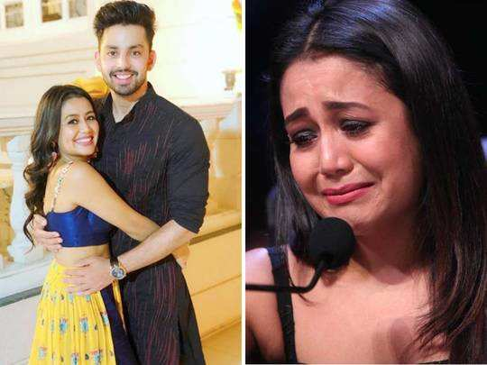 neha kakkar breakup with himansh kohli