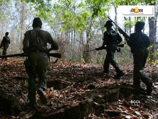 Maoists gunned down