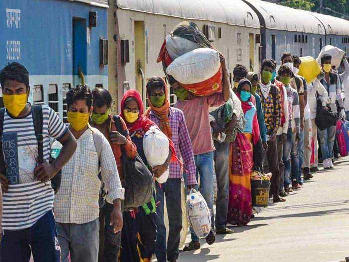 shramik special trains for migrant workers stranded in the country due to lockdown