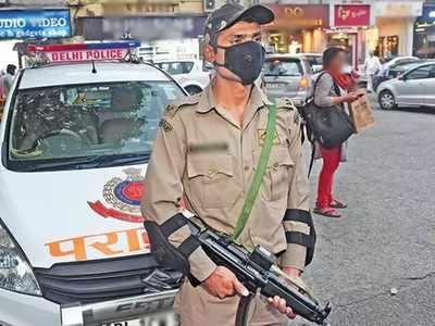 दिल्ली पुलिस (फाइल फोटो)