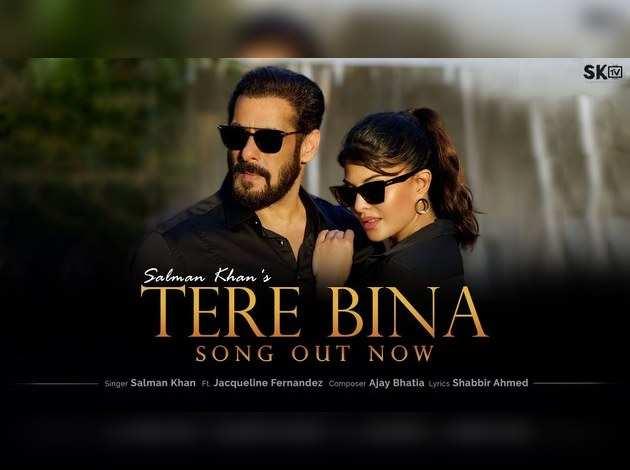 बिना देर किए देखें सलमान खान का नया गाना 'तेरे बिना'