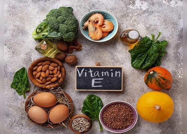 विटामिन ई युक्त आहार
