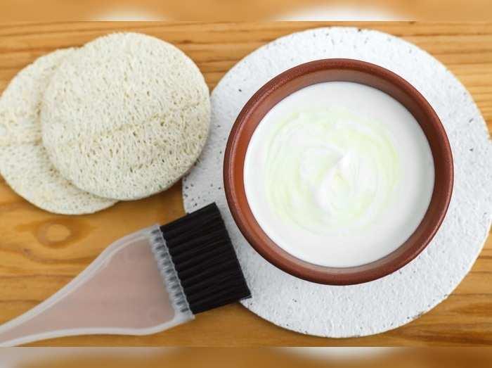 skin care tips milk powder face pack for glowing skin in marathi