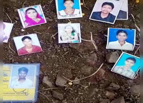 मध्य प्रदेश में ऐक्सिडेंट, 8 मजदूर की मौत