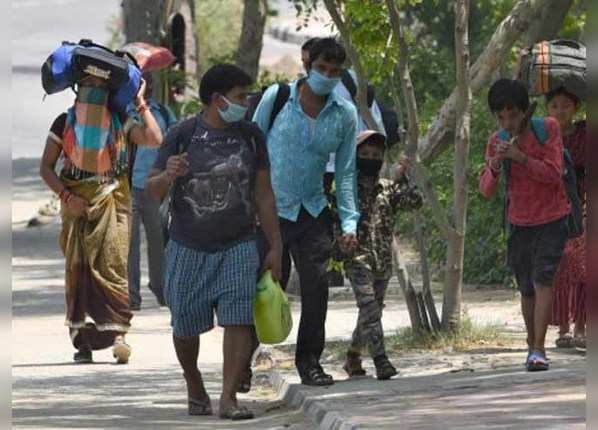 महाराष्ट्र से यूपी जाने के लिए निकले, 390 किमी बाद मौत