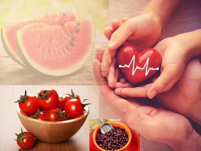 three foods to keep heart healthy in summer