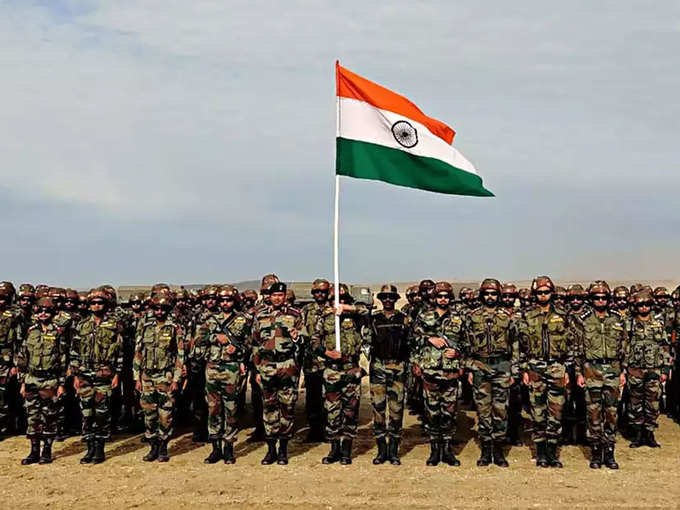 10 Indian military base outside India