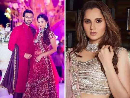 amid controversies sania mirzas fashion remains intact, trollers react in marathi
