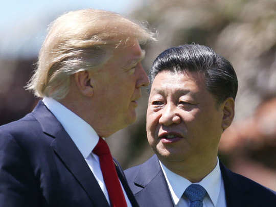 डोनाल्ड ट्रंप ने चीन को धमकी दी