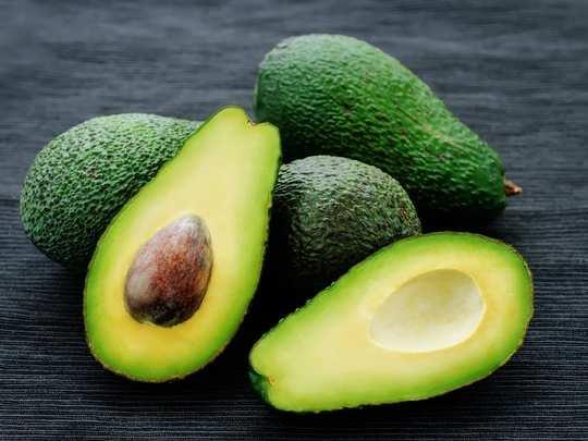 avocado for face