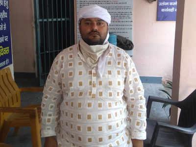 आरोपी युसूफ को पुलिस ने गिरफ्तार किया