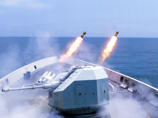 china pla kicks off 70 days military exercises for occupation on taiwan america sends warships