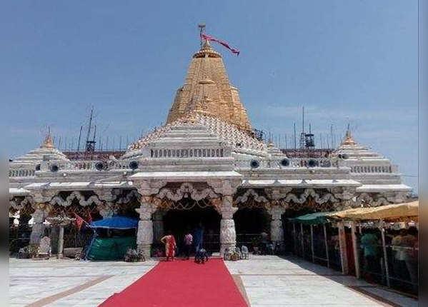 अम्बाजी मंदिर, बनासकांठा जिले में दांता