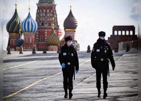 रूस में 11 मई को खत्म हो चुका है लॉकडाउन