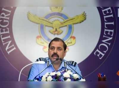 एयर चीफ मार्शल आरकेएस भदौरिया। (फाइल फोटो)