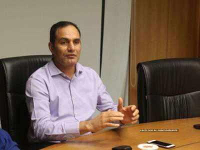 अहमदाबाद म्युनिसिपल कमिश्नर विजय नेहरा