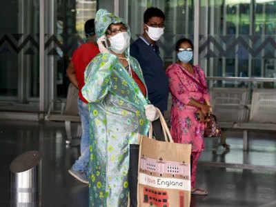 भारत में कोरोना की संख्या बढ़ी
