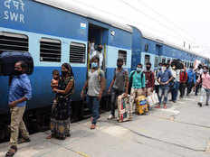 today 53 shramik special trains will reach bihar lets know their timings