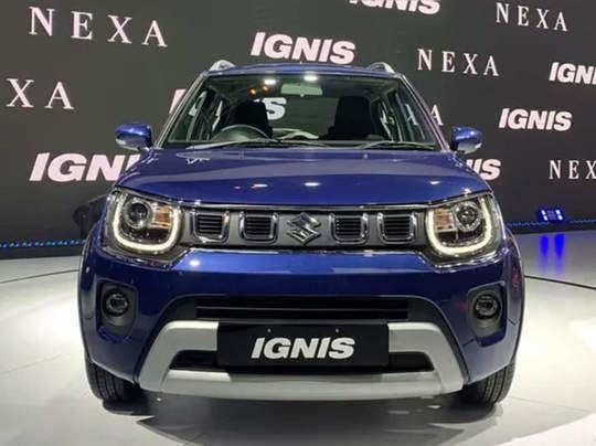 2020 maruti Suzuki Ignis