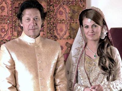 रेहम खान ने अपने पूर्व पति इमरान खान के खोले राज