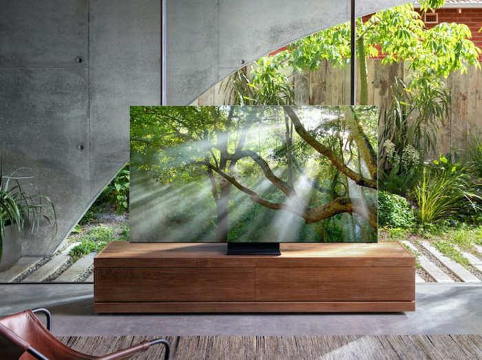 Samsung 8K QLED TV हुआ लॉन्च, मिलेंगे 6 सब-स्पीकर