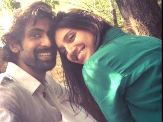 రానా, మిహీకా (Rana Miheeka Engagement)