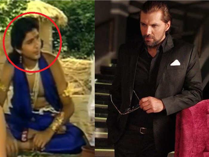 chetan hansraj played young balram at the age of 14 in br chopra mahabharat reveals interesting story