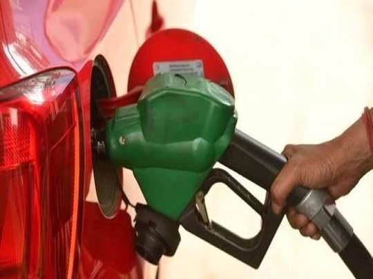 petrol rate in AP state