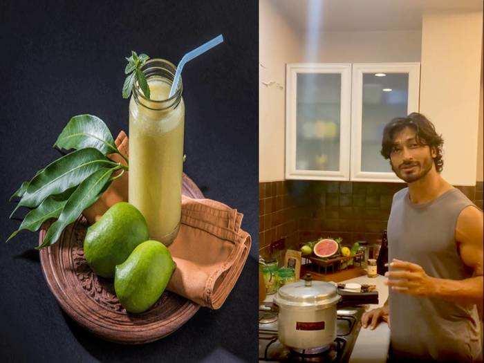 Vidyut Jamwal से सीखें आम पना बनाने की यह रेसिपी, गर्मियों पीने से होते हैं कई फायदे