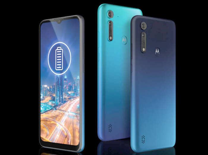 Moto G8 Power Lite फोन 5000mAh बैटरी के साथ लॉन्च, कीमत ₹8,999