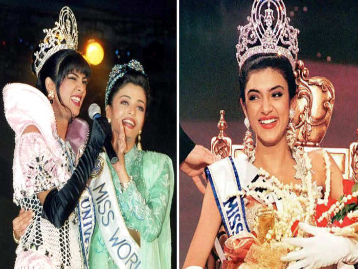 sushmita sen 26 years of miss universe answers which made her win against aishwarya rai and then the miss universe crown