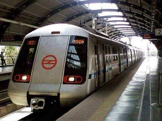 तो क्या कोविड-19 की वजह से घाटे में जाएगी दिल्ली मेट्रो?