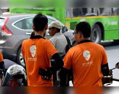 Swiggy Delivery