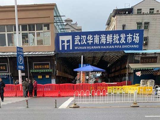 Wuhan-market