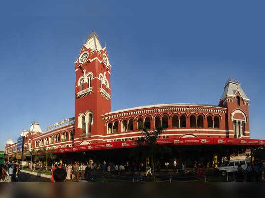 சென்னை சென்ட்ரல் உள்பட இந்த இடங்களில் ரயில் டிக்கெட் விற்பனை...