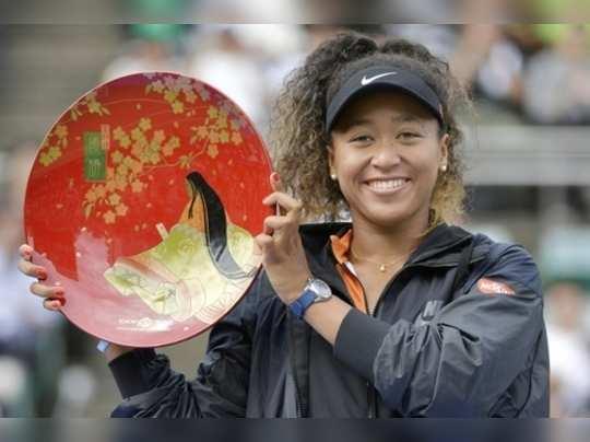 Japans Naomi Osaka