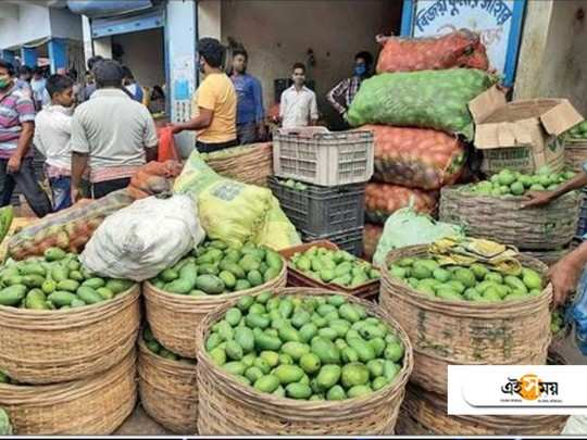 mangoes are being sold at throwaway price
