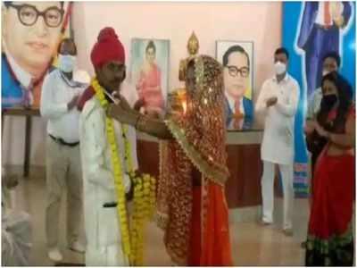 कानपुर में खाना बांट रहे युवक ने भीख मांग रही लड़की से शादी की