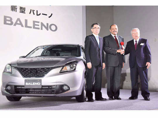 Suzuki Baleno Japan launch