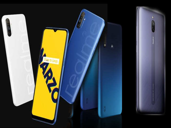 best smartphones launched in 2020 under rs 10000